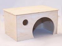 Domek dřevěný I.