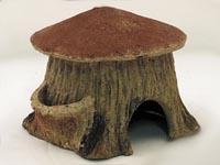 Domek hříbkový velký