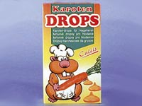 Drops s karotenem
