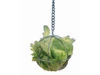 Kovový závěsný míč - klec na potravu
