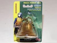 Hračka ptačí zvonek mosazný