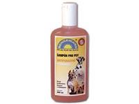 Šampon antiparazitní
