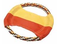 Bavlněný kruh - létající talíř