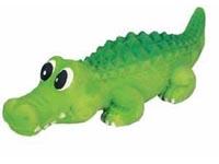 Latexový krokodýl