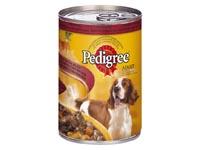 Pedigree Adult 400g - hovězí a těstoviny