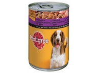Pedigree Adult 400g - kuře a jehně ve šťávě