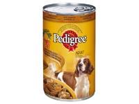Pedigree Adult 1200g - kuře a karotka v želé