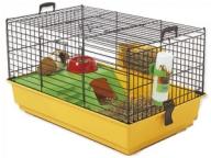 Klec nero 2 de luxe 80cm klec pro malá zvířata a hlodavce velikost