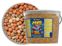 Tropical Pond Pellet Mix