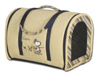 Taška přepravka Snoopy