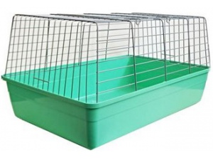 Klec BUNNY 2 pro morče, králíka 70x44,5x35,5cm