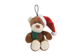 Vánoční plyšové hračky