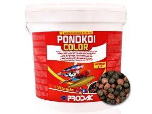 Prodac Pondkoi Color - krmivo pro jezírkové ryby 3kg