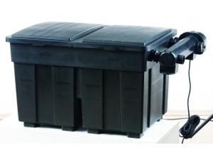 Jezírková vícekomorová filtrace Heissner do objemu 30 000 l jezírka