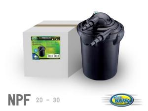 Jezírkový filtr Aqua Nova NPF-30