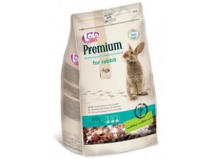 LOLO PREMIUM krmivo pro králíky 900 g