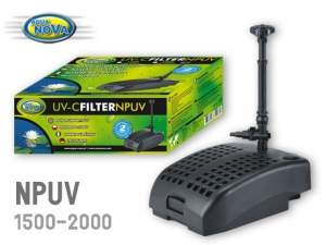 Jezírkový filtr NPUV-2000 s čerpadlem a UV lampou
