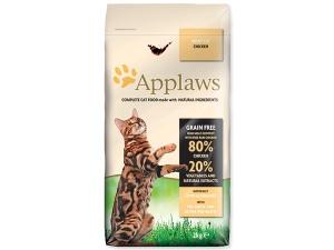 Krmivo APPLAWS Dry Cat Chicken 7,5kg