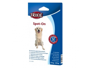 SPOT ON pipety proti klíšťatům pro velké psy