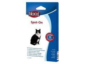 SPOT ON pipety proti klíšťatům pro kočky