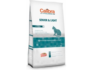 Calibra Cat HA Senior & Light Turkey