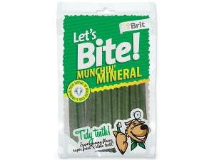 Snack BRIT Lets Bite Munchin` Mineral 105g