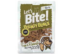 Snack BRIT Lets Bite Bounty Bones 150g