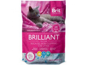 Brit Care Brilliant Silica gel 7,6l
