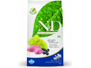 N&D Grain Free Dog Adult Lamb & Blueberry