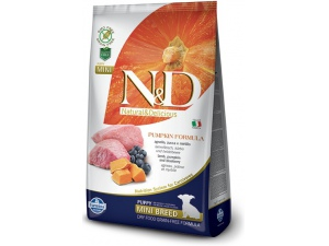 N&D Grain Free Dog Puppy Mini Pumpkin Lamb & Blueberry