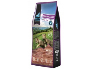 Wolfs Mountain Dog Junior Valley Grain Free
