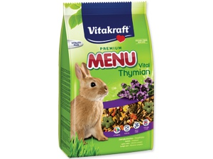 Menu VITAKRAFT Rabbit Thymian bag