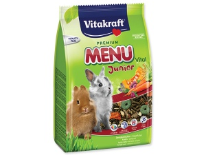 Menu VITAKRAFT Junior Rabbit bag 500g