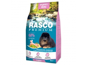 RASCO Premium Puppy Junior Small