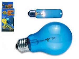 Terarijní modrá denní žárovka 60W