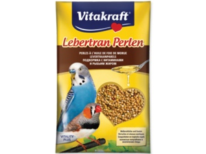Lebertran Perls VITAKRAFT Sittich 20g