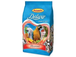 Krmivo AVICENTRA pro velké papoušky delux 20kg