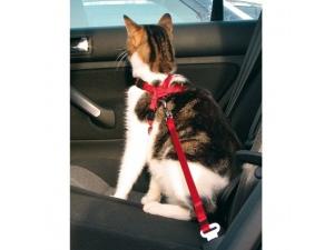 Bezpečnostní postroj pro kočku nebo malého psa