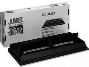 Akvarijní kryt JUWEL Duolux 100 x 40 cm černý, 2x30W