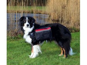 Ruksak na záda pro psa M 23×15cm