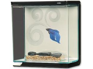 Akvárium Marina Betta set 3l černé