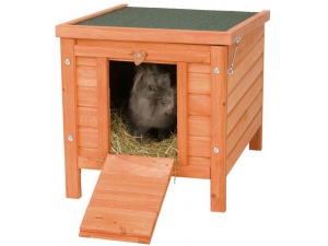 Domek NATURA králík 42x43x51cm