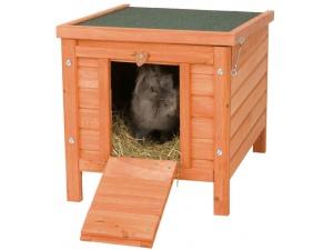 Domek NATURA králík 50x47x60cm
