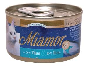 Konzerva MiamorFilet tuňák + rýže 100g 1ks