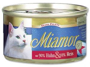 Konzerva MiamorFilet kuře + rýže 100g 1ks