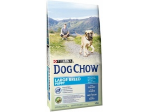 Purina Dog Chow Puppy Large Breed krůta 14kg