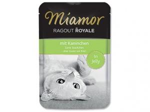 Kapsička MiamorRagout králík 100g
