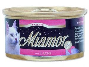 Paštika Miamor losos 85g