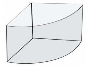 Akvárium Rex 100×100×70cm