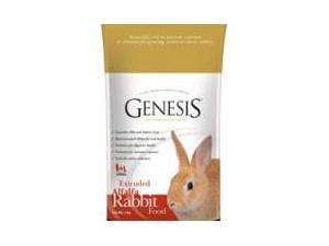 Genesis RABBIT FOOD ALFALFA granule pro králíky 1kg